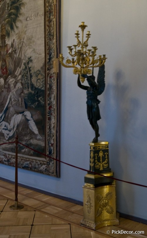 The State Hermitage museum decorations – photo 54