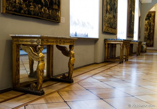 The State Hermitage museum decorations – photo 149