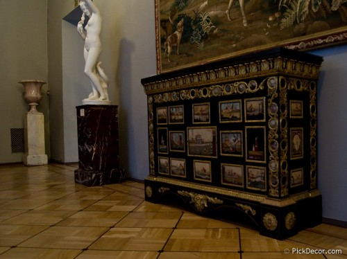 The State Hermitage museum decorations – photo 17