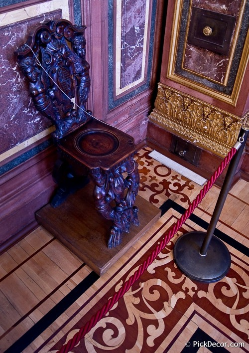 The State Hermitage museum decorations – photo 43