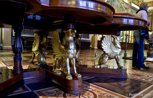 The State Hermitage museum decorations – photo 150