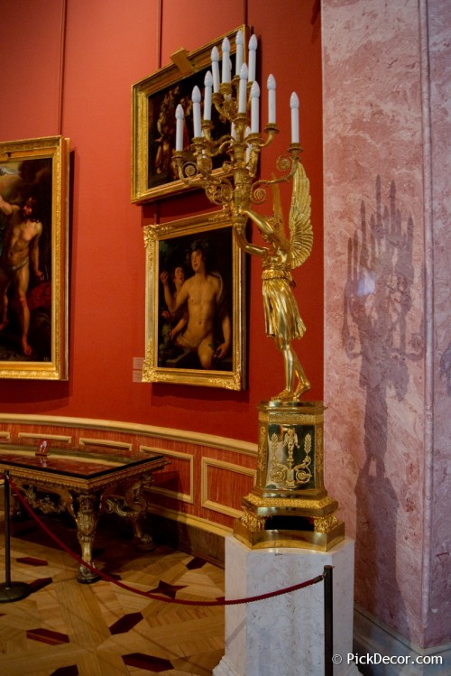 The State Hermitage museum decorations – photo 146