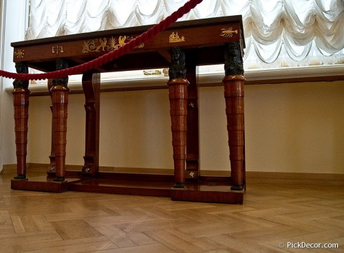 The State Hermitage museum decorations – photo 88