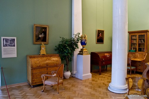 The State Hermitage museum decorations – photo 30