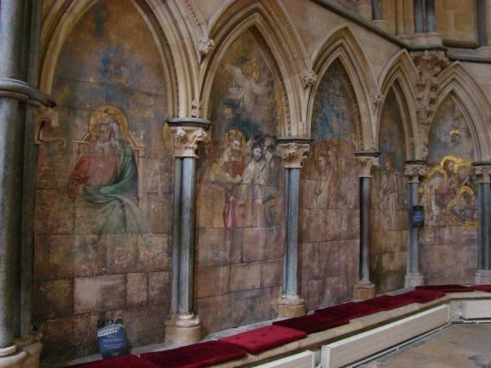 Роспись в здание капитула Линкольнского собора — фото 2