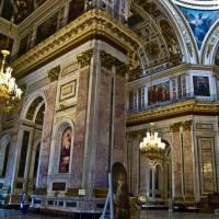 Потолки и декор Исаакиевского собора — фото 70