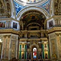 Потолки и декор Исаакиевского собора — фото 73