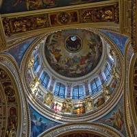 Потолки и декор Исаакиевского собора — фото 98