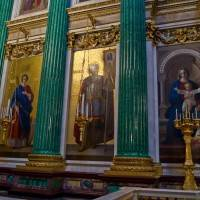 Потолки и декор Исаакиевского собора — фото 66