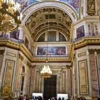 Потолки и декор Исаакиевского собора — фото 79