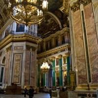 Потолки и декор Исаакиевского собора — фото 77