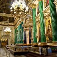 Потолки и декор Исаакиевского собора — фото 88