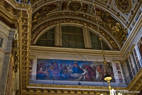 The Saint Isaac's Cathedral interiors – photo 41