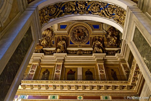 The Saint Isaac's Cathedral interiors – photo 4