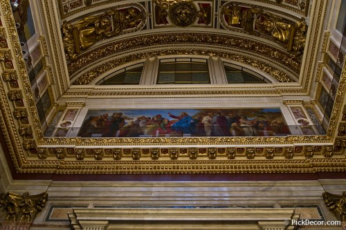 The Saint Isaac's Cathedral interiors – photo 18