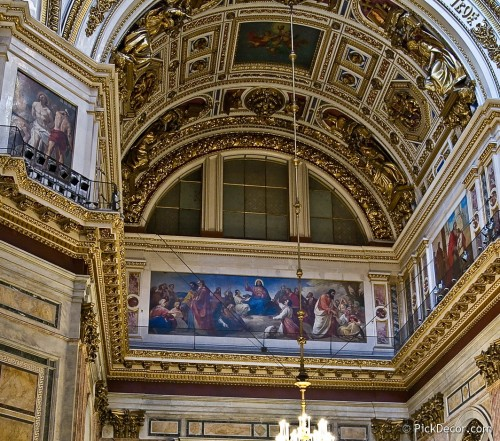 The Saint Isaac's Cathedral interiors – photo 71