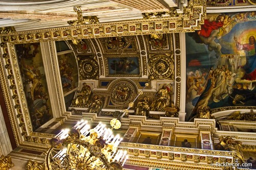 The Saint Isaac's Cathedral interiors – photo 1