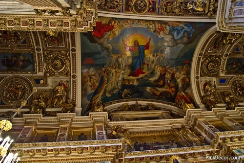 The Saint Isaac's Cathedral interiors – photo 69