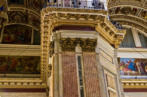 The Saint Isaac's Cathedral interiors – photo 66