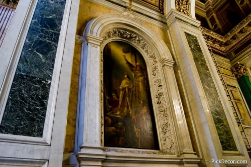 The Saint Isaac's Cathedral interiors – photo 65