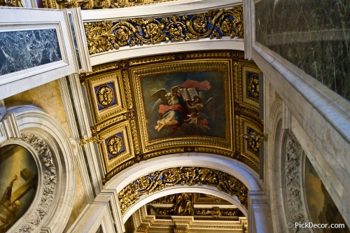 The Saint Isaac's Cathedral interiors – photo 20