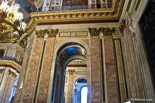 The Saint Isaac's Cathedral interiors – photo 14