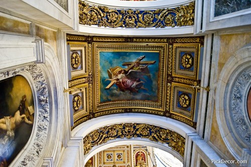 The Saint Isaac's Cathedral interiors – photo 97