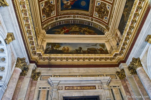 The Saint Isaac's Cathedral interiors – photo 46