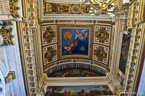 The Saint Isaac's Cathedral interiors – photo 67