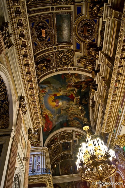 The Saint Isaac's Cathedral interiors – photo 50