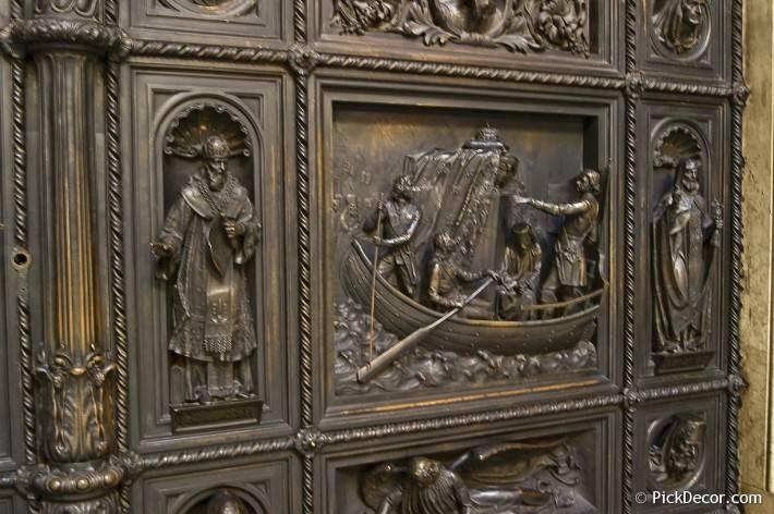 Потолки и декор Исаакиевского собора — фото 46