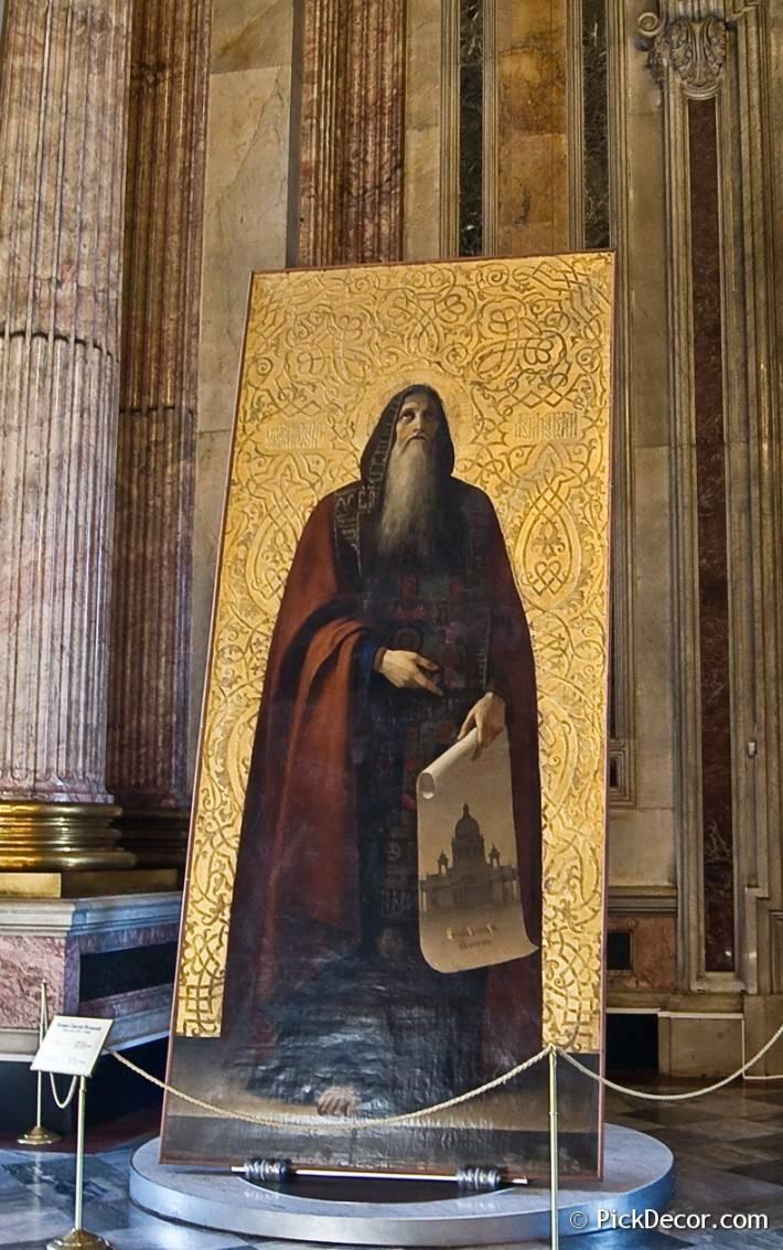 Потолки и декор Исаакиевского собора — фото 40