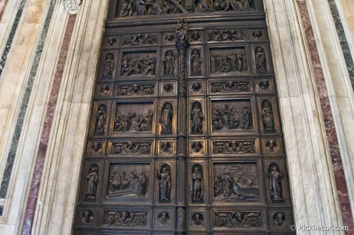 Потолки и декор Исаакиевского собора — фото 28