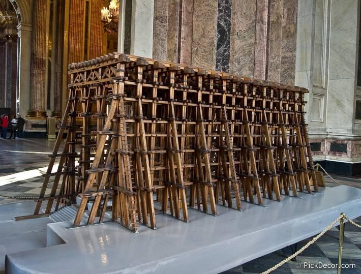 Потолки и декор Исаакиевского собора — фото 91