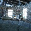 Дом с каменными стенами