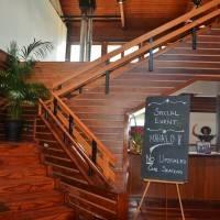 Деревянные полы кафе Daylight Mind — фото 3
