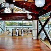 Деревянные полы кафе Daylight Mind — фото 5