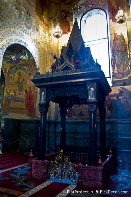 The Church of the Savior on Blood interiors – photo 105