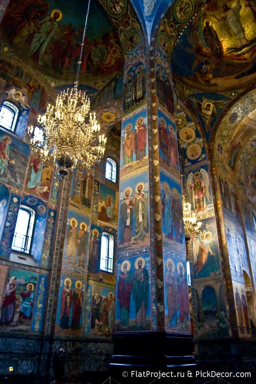 The Church of the Savior on Blood interiors – photo 40