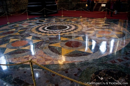 The Church of the Savior on Blood floor – photo 7
