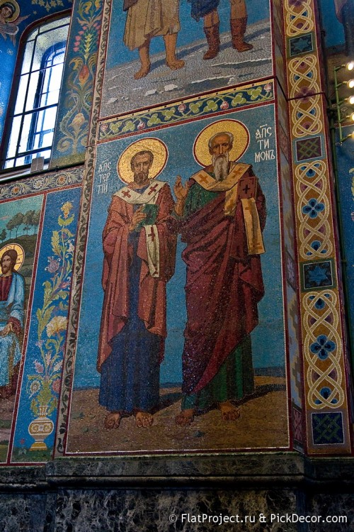 The Church of the Savior on Blood interiors – photo 46