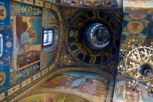 The Church of the Savior on Blood interiors – photo 57