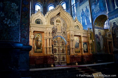 The Church of the Savior on Blood interiors – photo 117