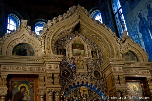 The Church of the Savior on Blood interiors – photo 62