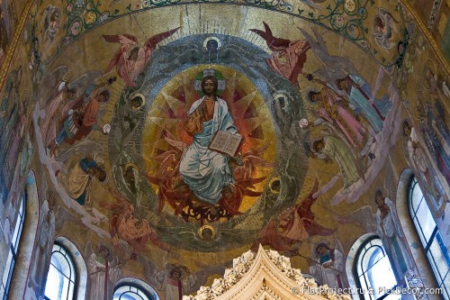 The Church of the Savior on Blood interiors – photo 72