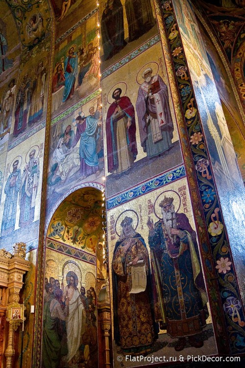 The Church of the Savior on Blood interiors – photo 112