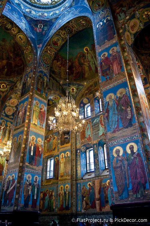 The Church of the Savior on Blood interiors – photo 41