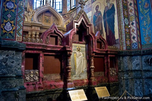 The Church of the Savior on Blood interiors – photo 49