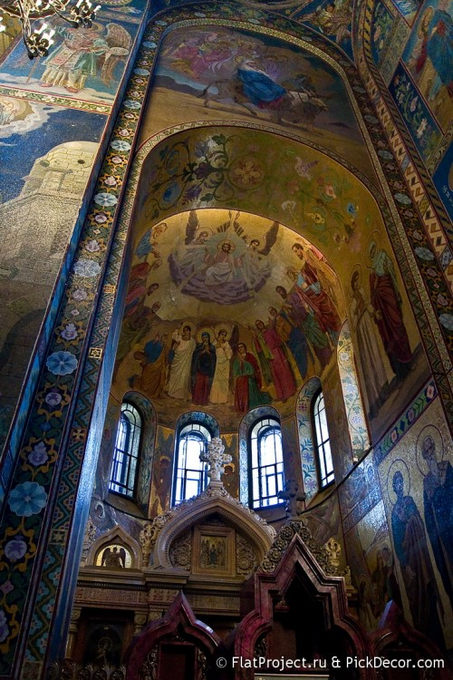 The Church of the Savior on Blood interiors – photo 95