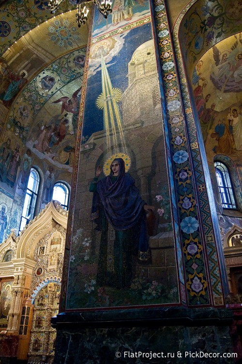 The Church of the Savior on Blood interiors – photo 119